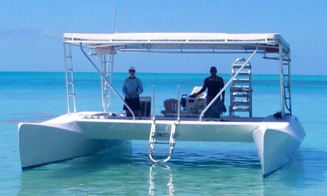 Cruising Catamaran Charter in Turks and Caicos Islands, Cuba
