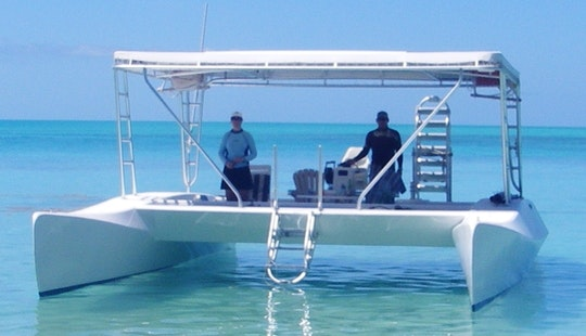 Cruising Catamaran Charter In Turks And Caicos Islands, Cuba
