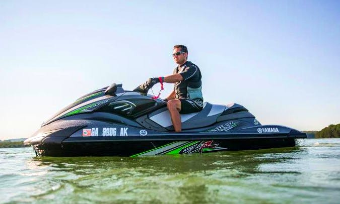 Enjoy Brookhaven, New York On Yamaha VX  Jet Ski