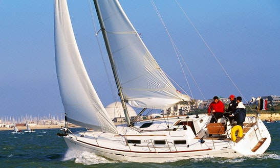 Charter A 32' Dufour Sailing Yacht In Rogoznica