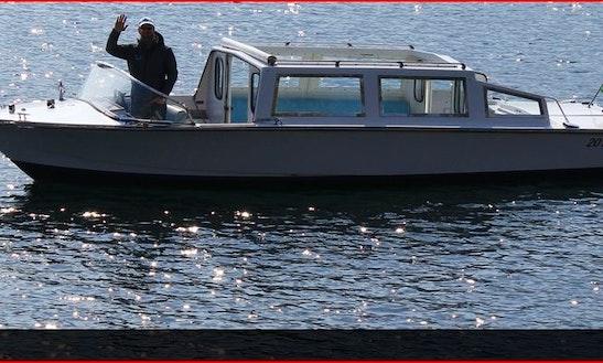 13 Person Trawler Filippo Rental In Bellagio