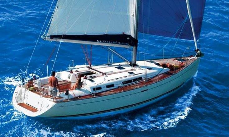 45' Dufour Sailboat Charter in Kaštel Gomilica