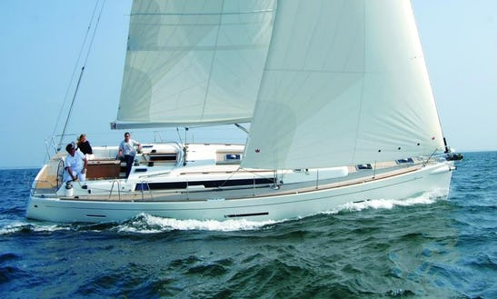 Hire A Dufour 450 Sailing Yacht In Kaštel Gomilica