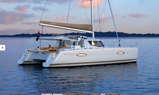 Helia 44 (no Name) Cruising Catamaran Hire In Zadar
