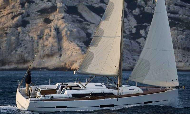 Charter a 41' Dufour GL Sailing Yacht in Dalmatia