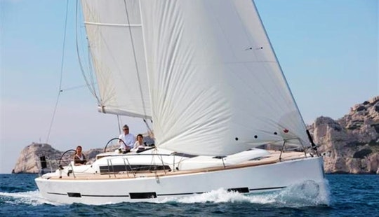Dufour 410 Gl Adriatic Sailing Yacht Charter