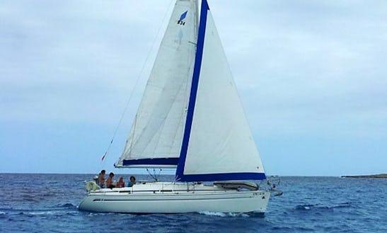 Bavaria 34 Cruising Monohull Vivacity Charter In Balearic Islands