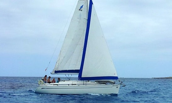 Bavaria 34 Cruising Monohull Vivacity Charter In Balearic Islands