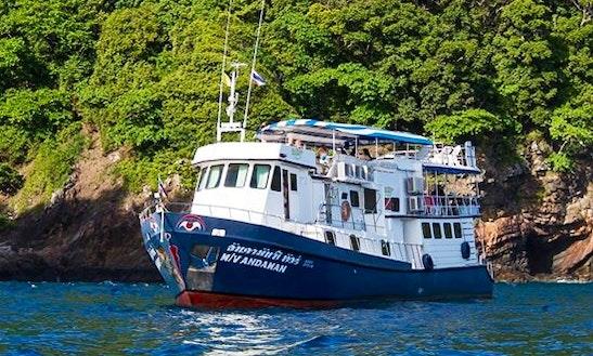 M/v Andaman Passenger Boat  In Takua Pa