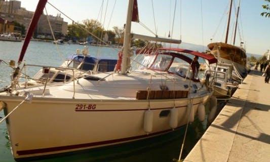 "Charter Gib Sea 37 ""Nana"" in Kaštel Gomilica"