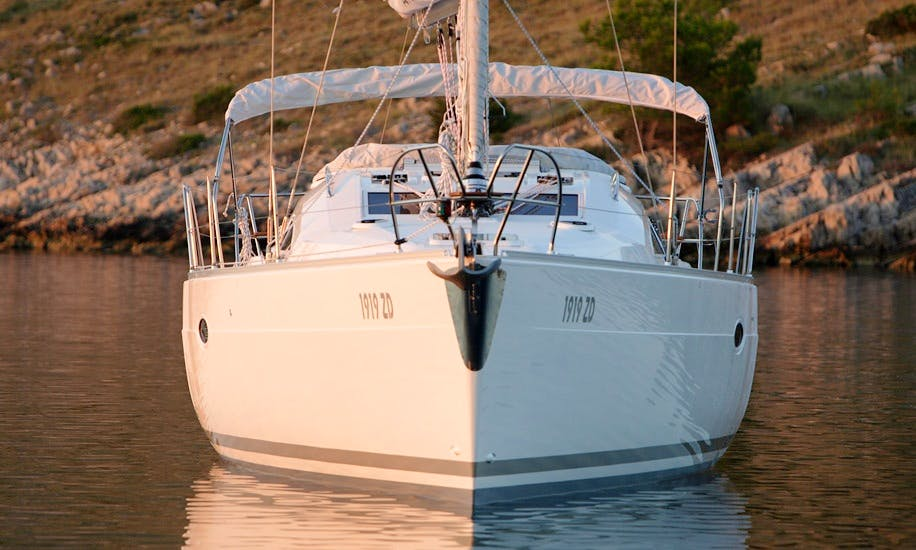 Luxury Elan 384 Impression Sailing Charter in Lavrio, Greece