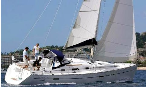 Charter Sailing Monohull Ariadne in Lavrio, Greece