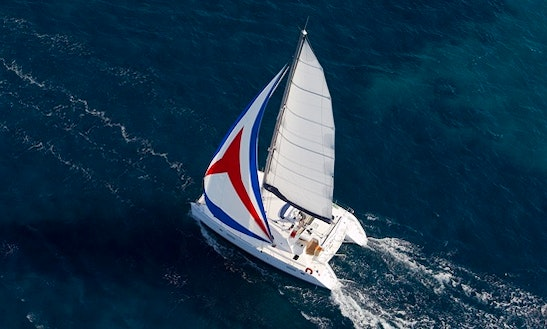 Sail Luxury  Catamaran Lagoon 440  In Italy