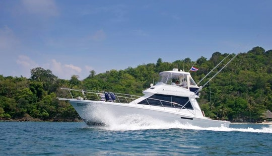 Charter Sport Fisherman Boat,