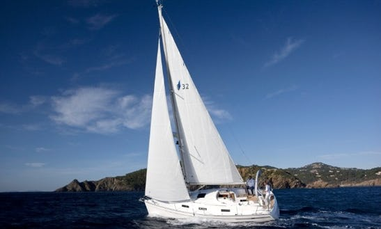 Nenita Cruising Monohull Hire In Palma