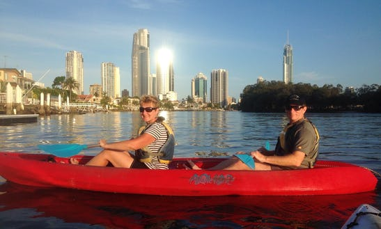 Kayak Hire And Tours In Surfers Paradise