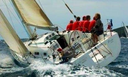 First 36.7 ROKO Cruising Monohull Charter in Primošten