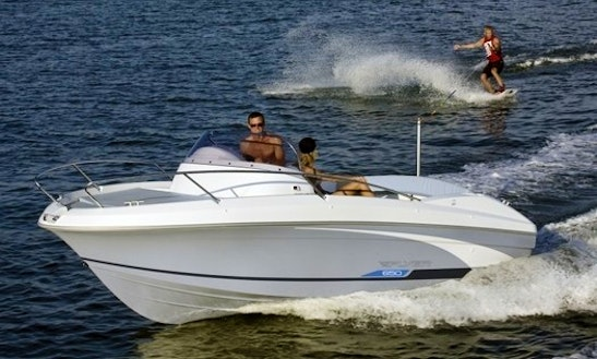 Beneteau Fl 650 Sun Deck Center Console Rental In Mahon