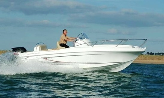 Beneteau Fl 650 Open Center Console Rental In Mahon