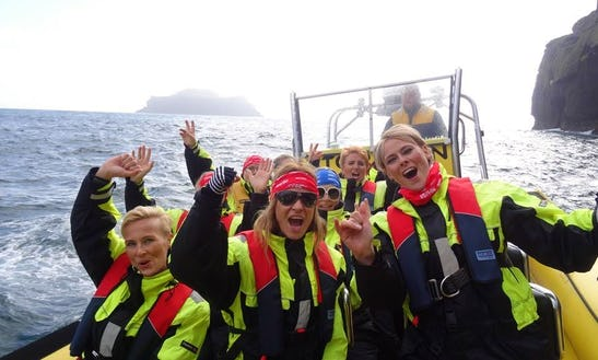 Ribsafari Jötunn Boats For Tours In Iceland