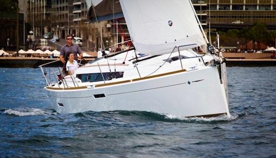 Cruising Monohull  Sunodyssey 379  Chartering  In Sani