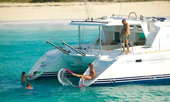 Cruising Catamaran Lagoon 440 In Greece