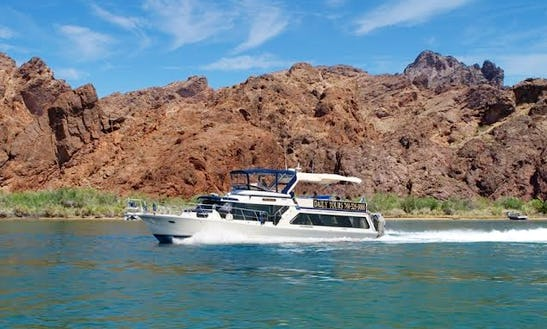 Yacht Charter On The Banks Of The Colorado