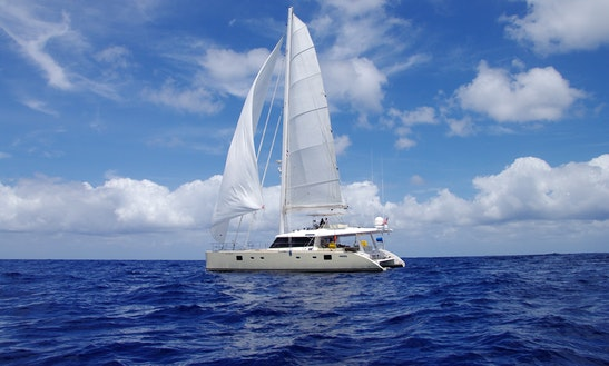 Sunreef 62' For Charter In Spain