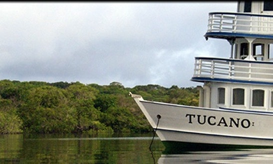 M/y Tucano Amazon River Cruise In Ecuador