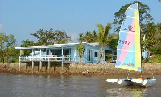 16' Hobie Cat  Rental In Krong Kaeb