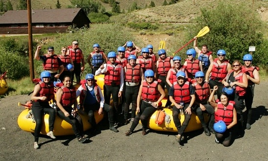 Aspen White Water Rafting In Colorado