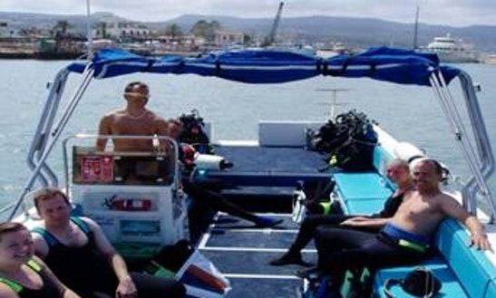 Diving Charters From Paphos