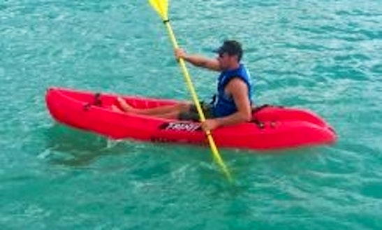 Kayak Rental In Puerto Rico