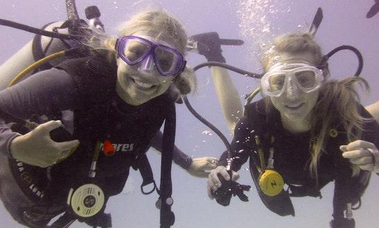 Diving Certification In Ko Tao