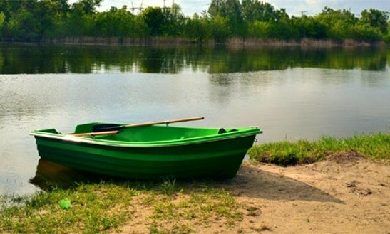Paddle Boat Rental In Nova Kakhovka