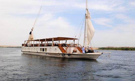 Dahabiya Nile Cruises From Luxor