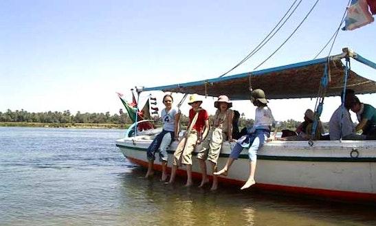 Felucca Based Nile Cruise