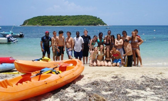 Kayak & Snorkle Tour On The Magical Bioluminescent Bay In Vieques