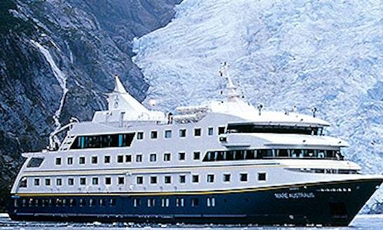 Australis Glacier Cruise & Patagonia Hiking Tour In Puerto Ayora