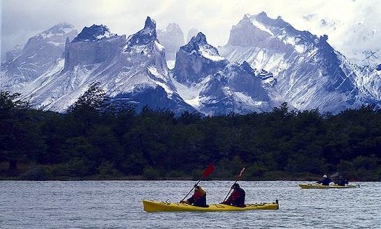 Patagonia Multisport Kayak Tour In Puerto Ayora