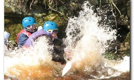 Rafting Trips In Estonia