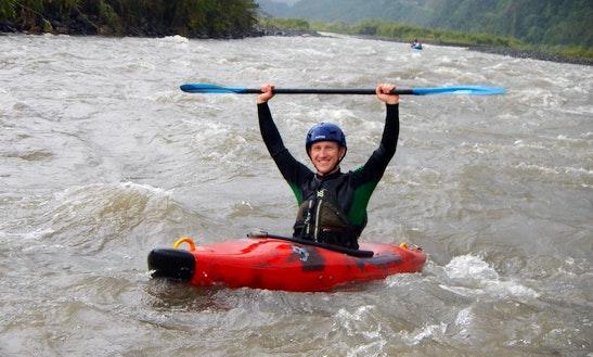 Kayak Tours And Courses In Ecuador