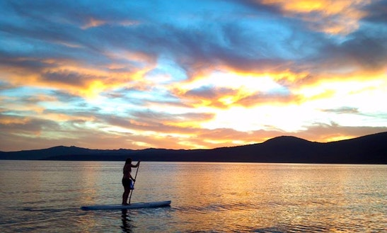 Sup Lessons, Rentals, Tours On Lake Tahoe