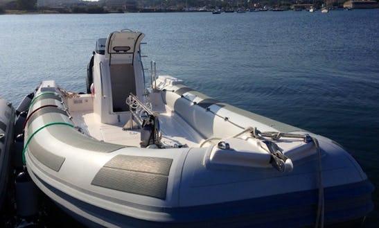 Captained Dive Charter In Portoferraio, Elba