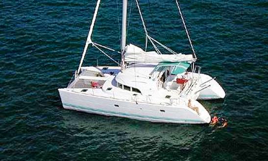 Lagoon 380 Charter In La Maddalena