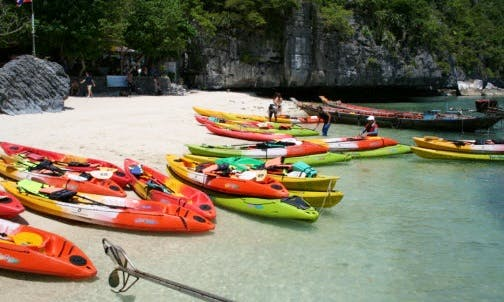 Kayak Rental in Tambon Ko Tao