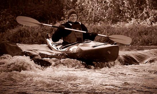 Kayak Rental In Rīga