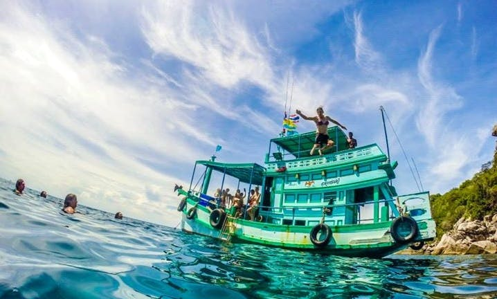 Fun Dives from Koh Tao