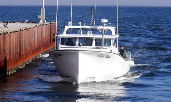 Tuna Charters On Prince Edward Island