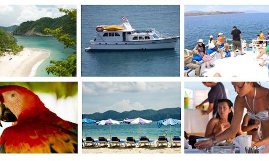 Island Tours In Playa Hermosa, Costa Rica
